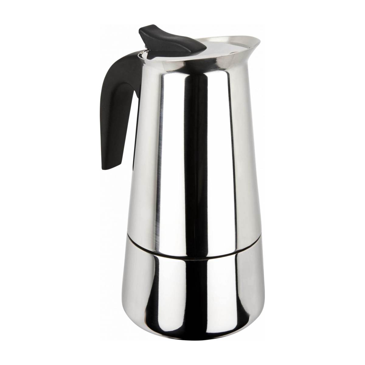 Stainless steel coffee maker n°1