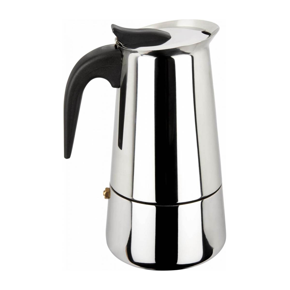 Stainless steel coffee maker n°2