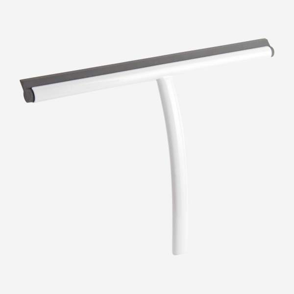 White Shower Squeegee