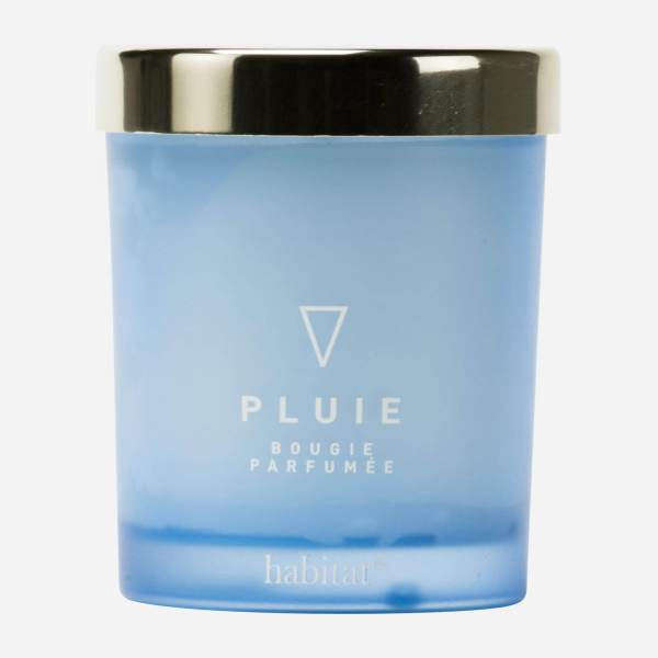Pluie small scented candle