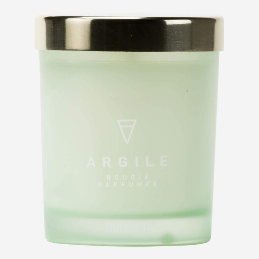 Argile small scented candle