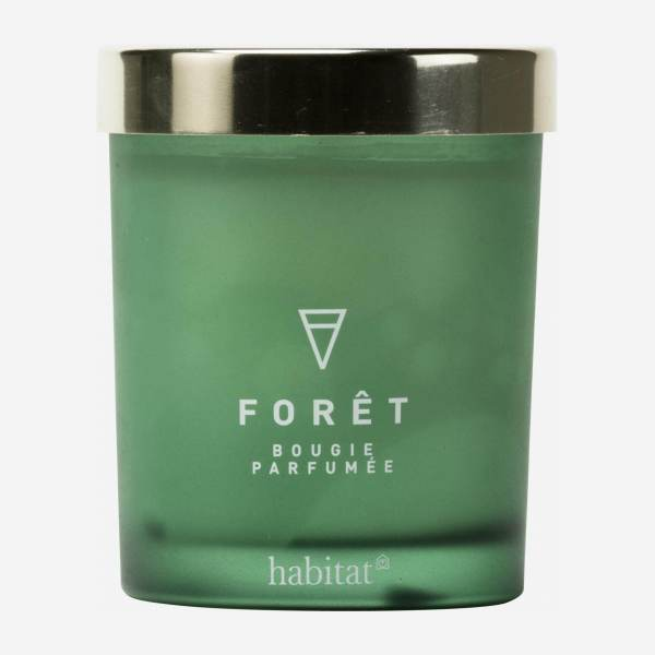 Forêt small scented candle
