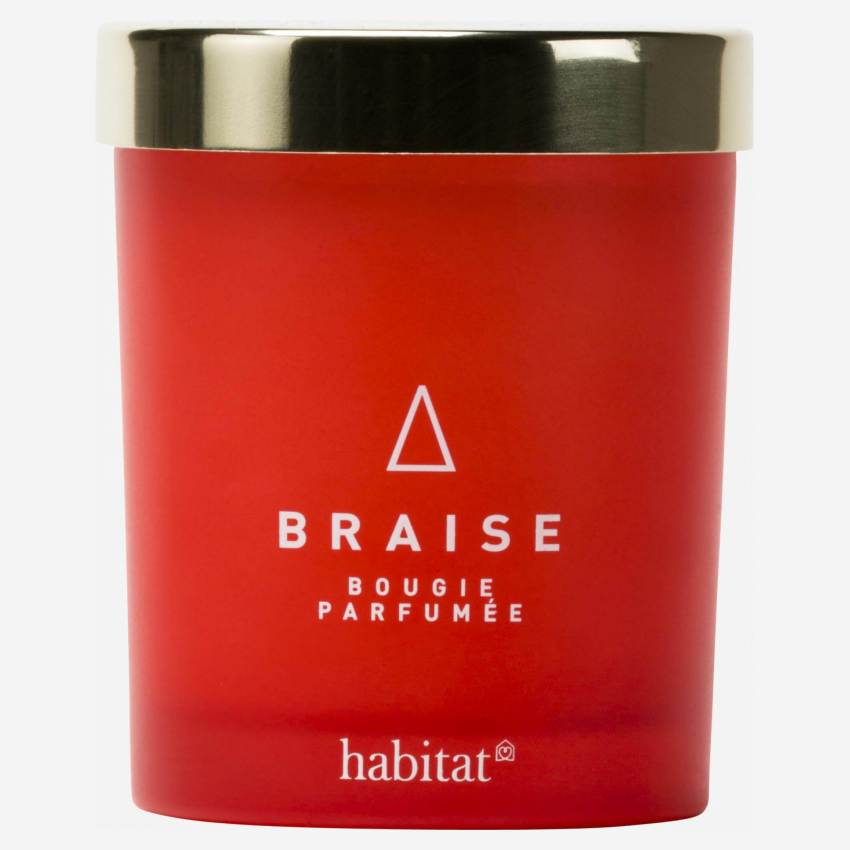 Braise small scented candle