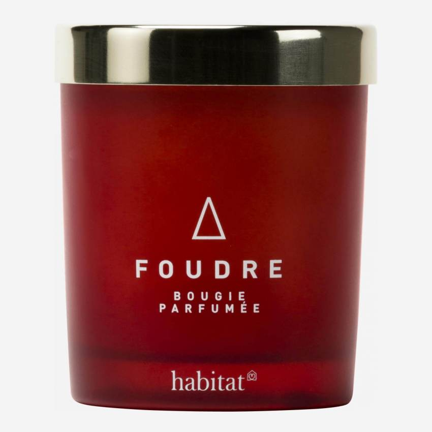 Foudre small scented candle