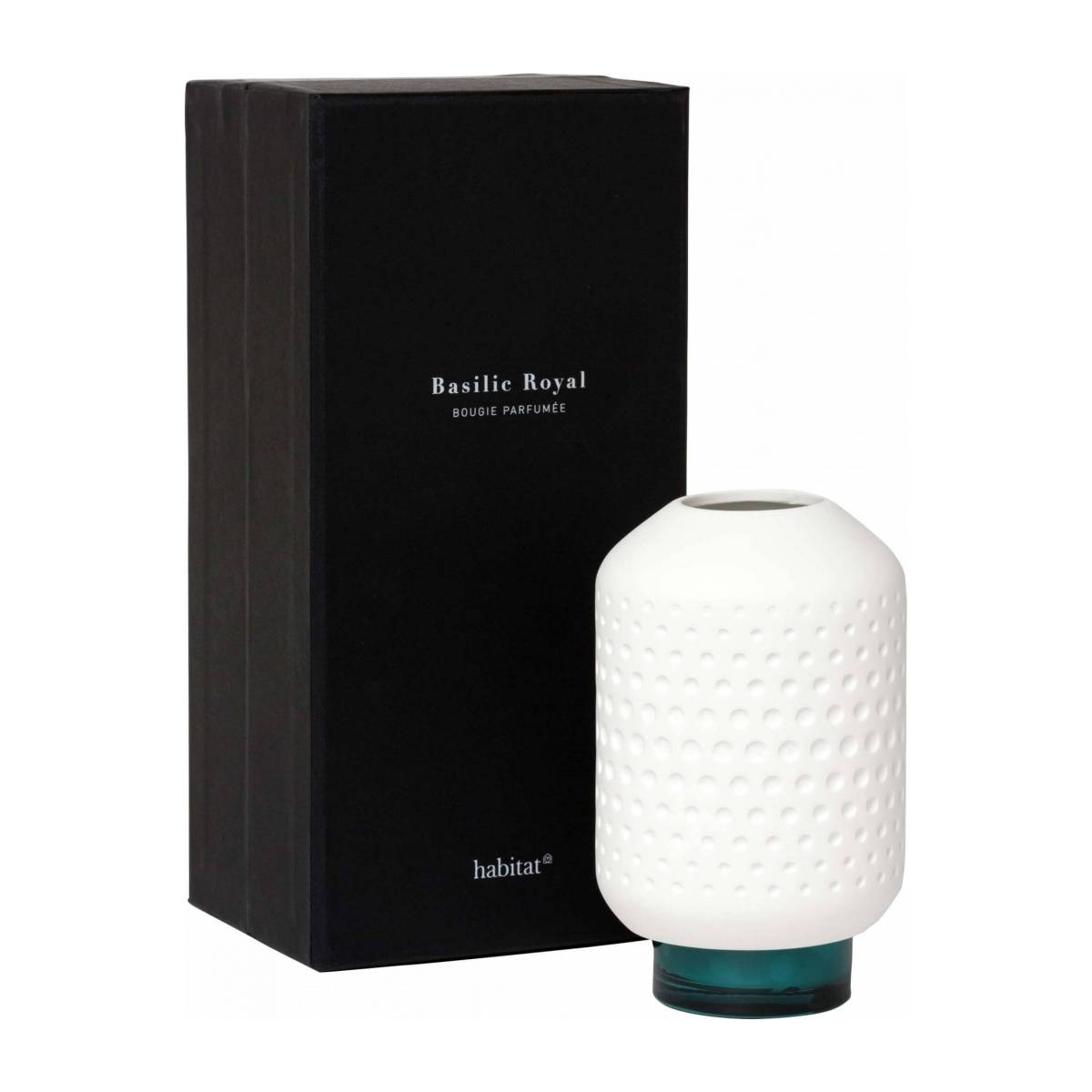 Basil scented candle gift set n°2