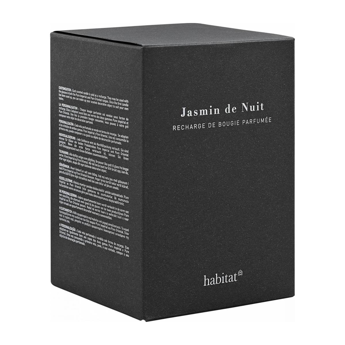 Refill for large Jasmine scented candle, 600g n°1