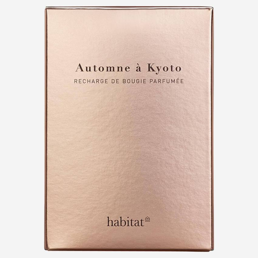 Refill for large Kyoto scented candle, 600 g