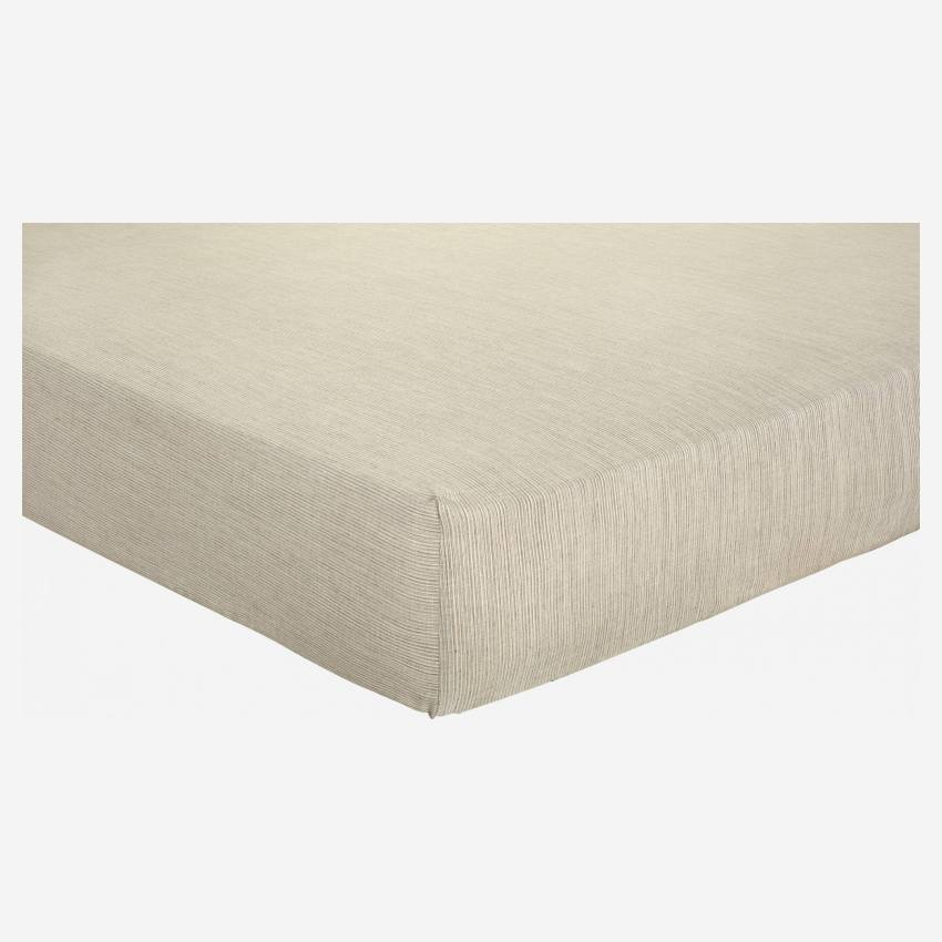 Fitted sheet 140 x 200