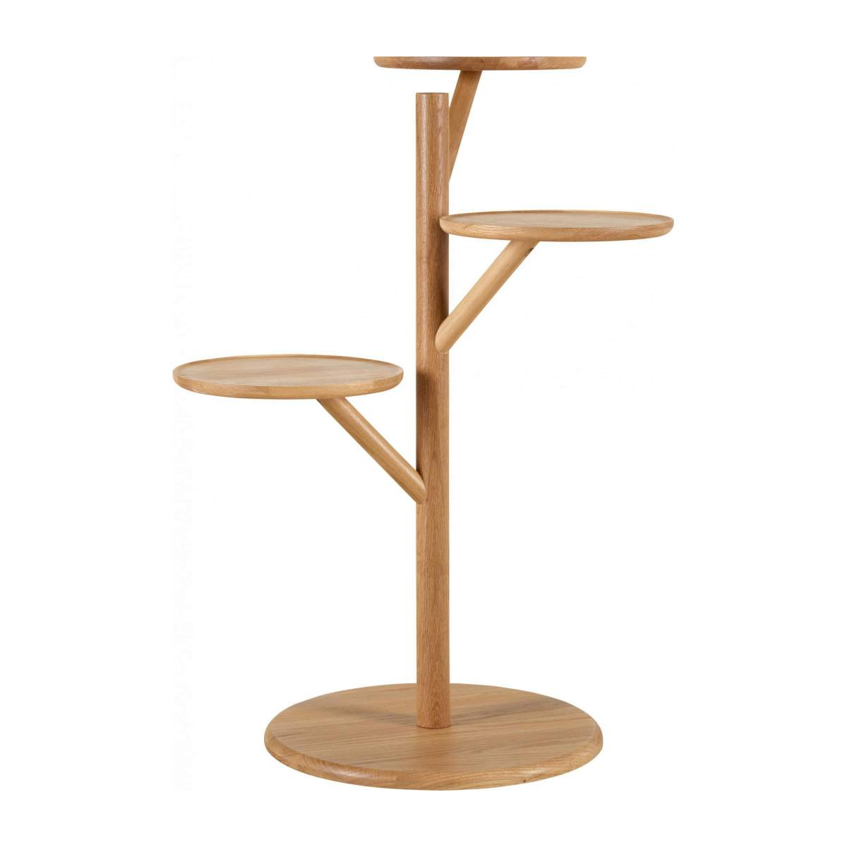 Oak side table  - Design by Baptiste Lanne n°2