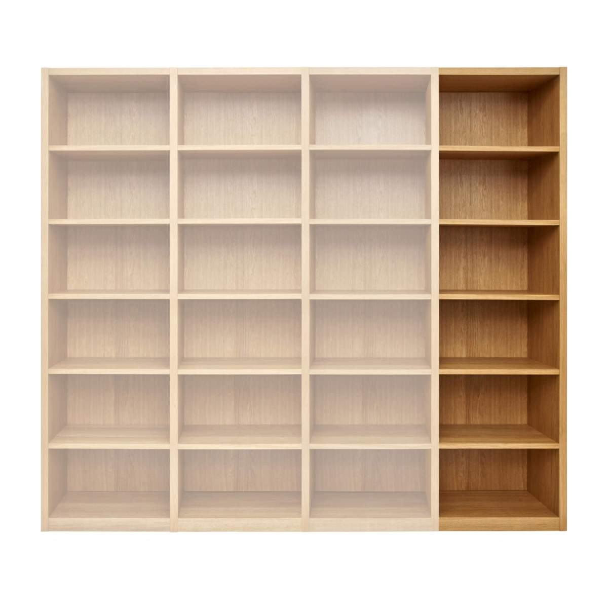 Bookcase extensionBookcase extension n°2