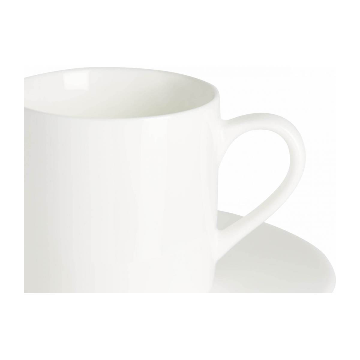 Coffee cup and saucer n°5