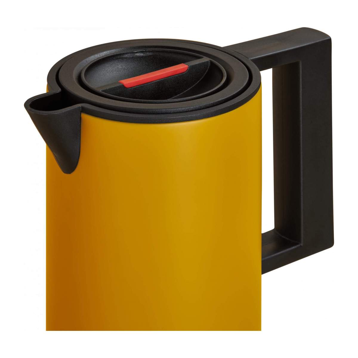 Thermos 1l in plastique, yellow n°4