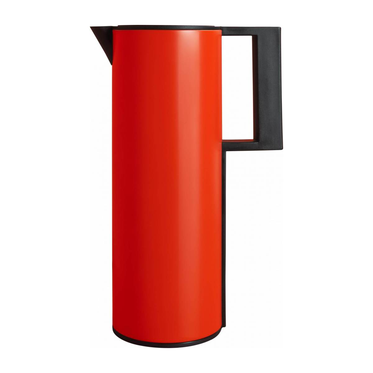 Thermos 1l in plastique, red n°3
