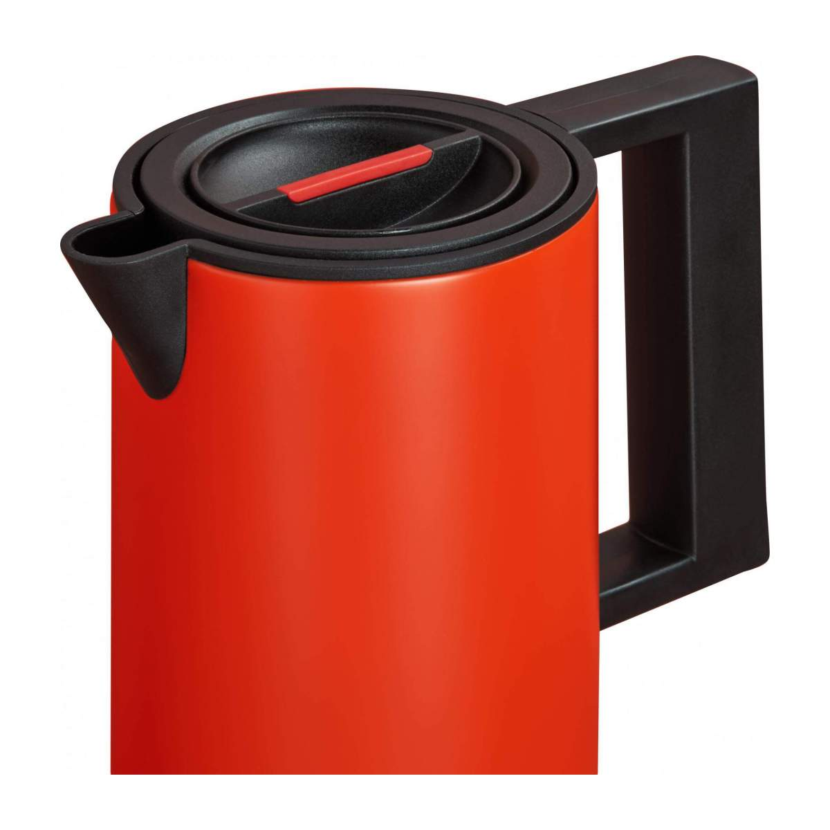 Thermos 1l in plastique, red n°4