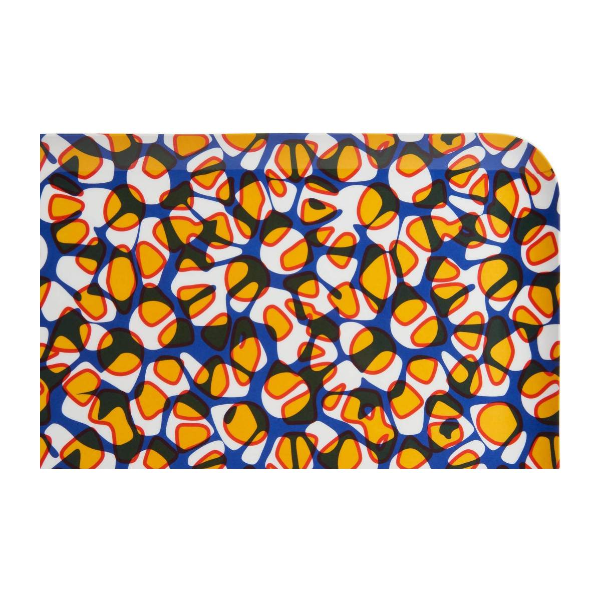 Tray made of melamine 35x25cm, with patterns n°6