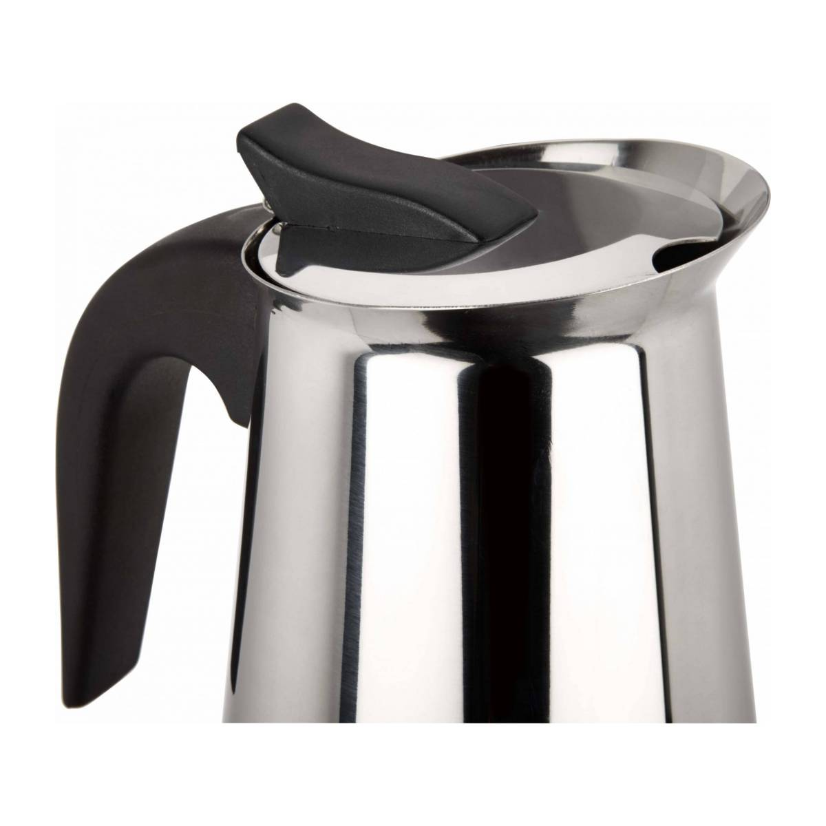 Stainless steel coffee maker n°7