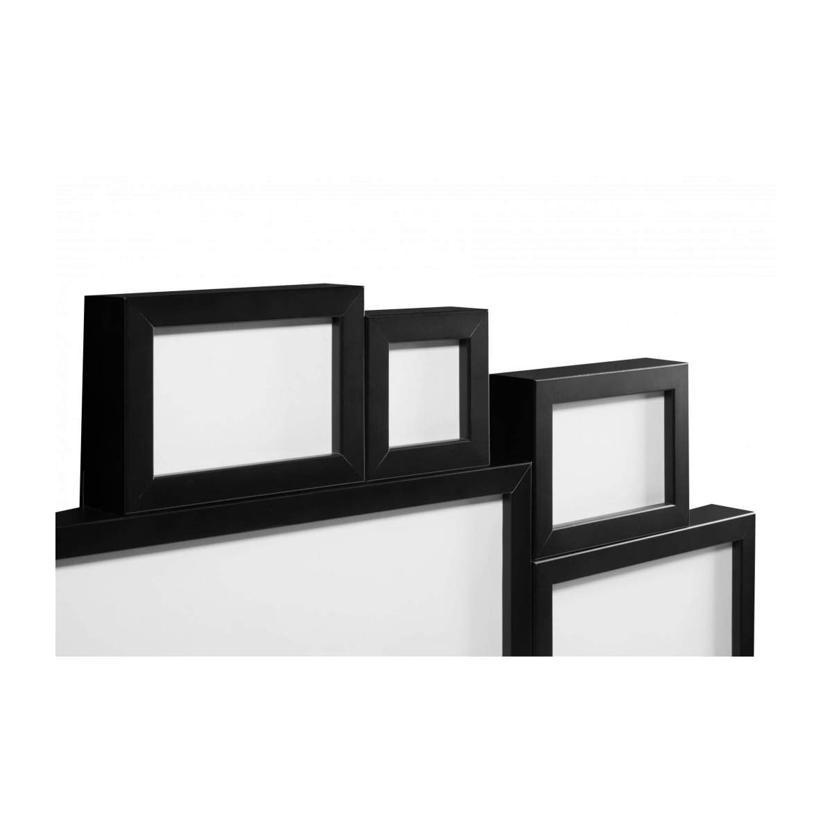 Wall-mounted multiple photo frame n°8