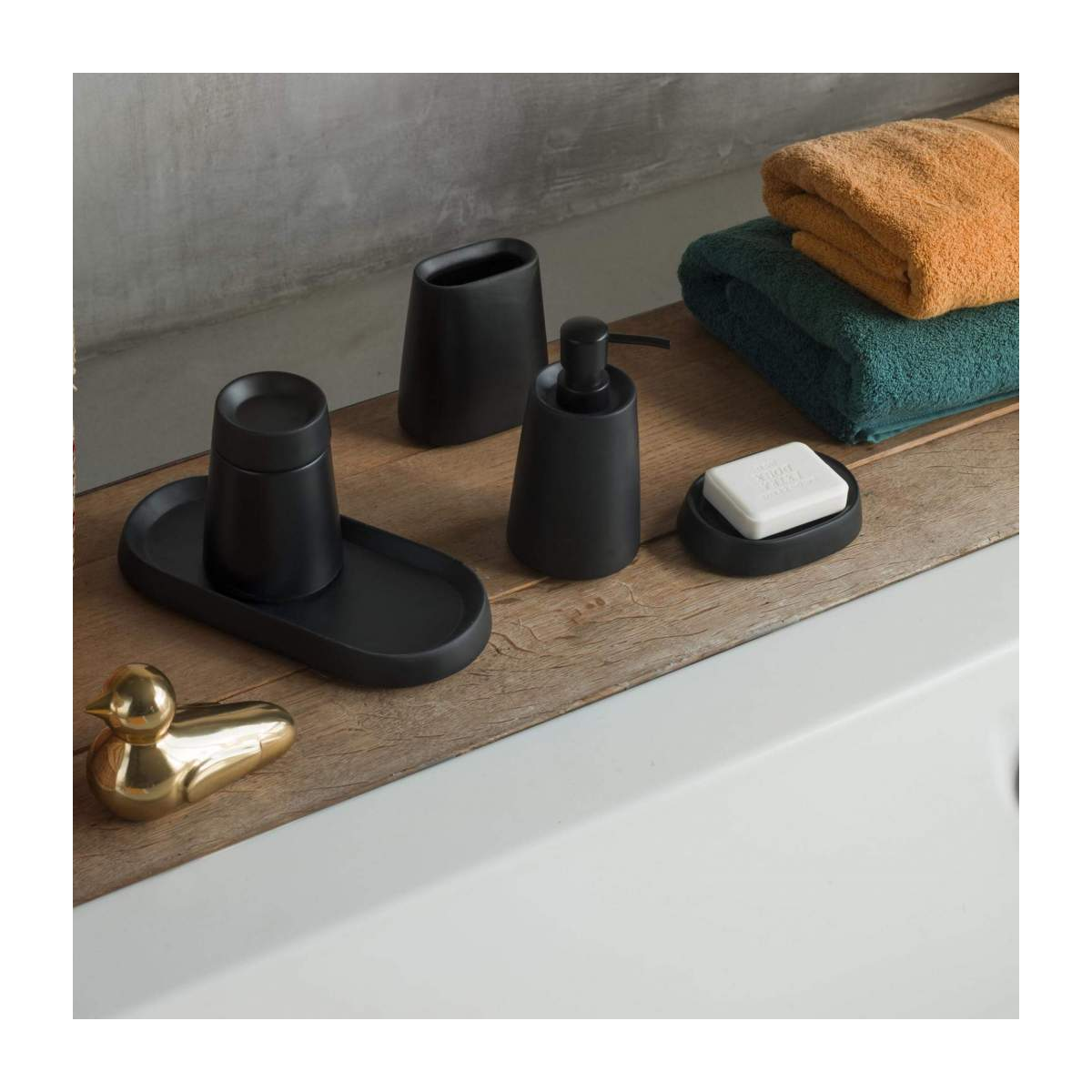 Soap Dispenser Black n°4