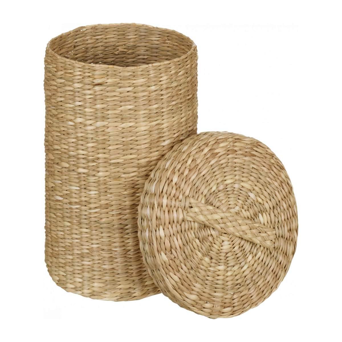 Seagrass Mini Baskets with lids n°5