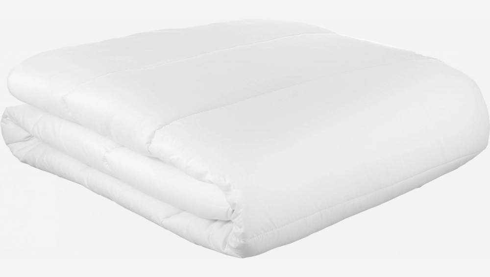 Couette 240x220cm, 400g blanche