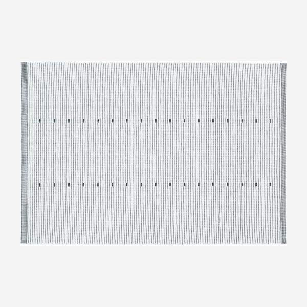 Table runner 40x200, black