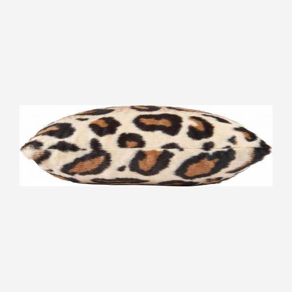 Leopard cushion 45x45