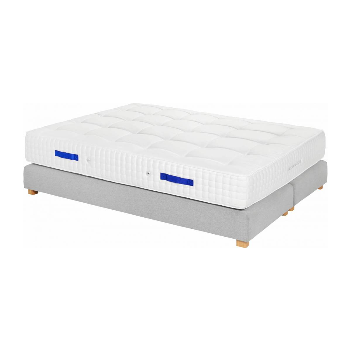 Spring mattress, width 26 cm - 180x200cm - medium support n°5