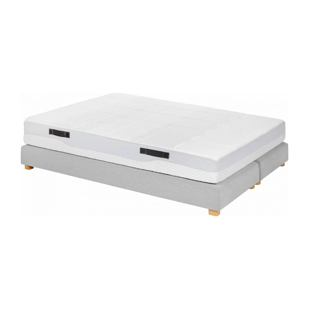 Foam mattress, width 24 cm, 180x200cm - firm support n°5