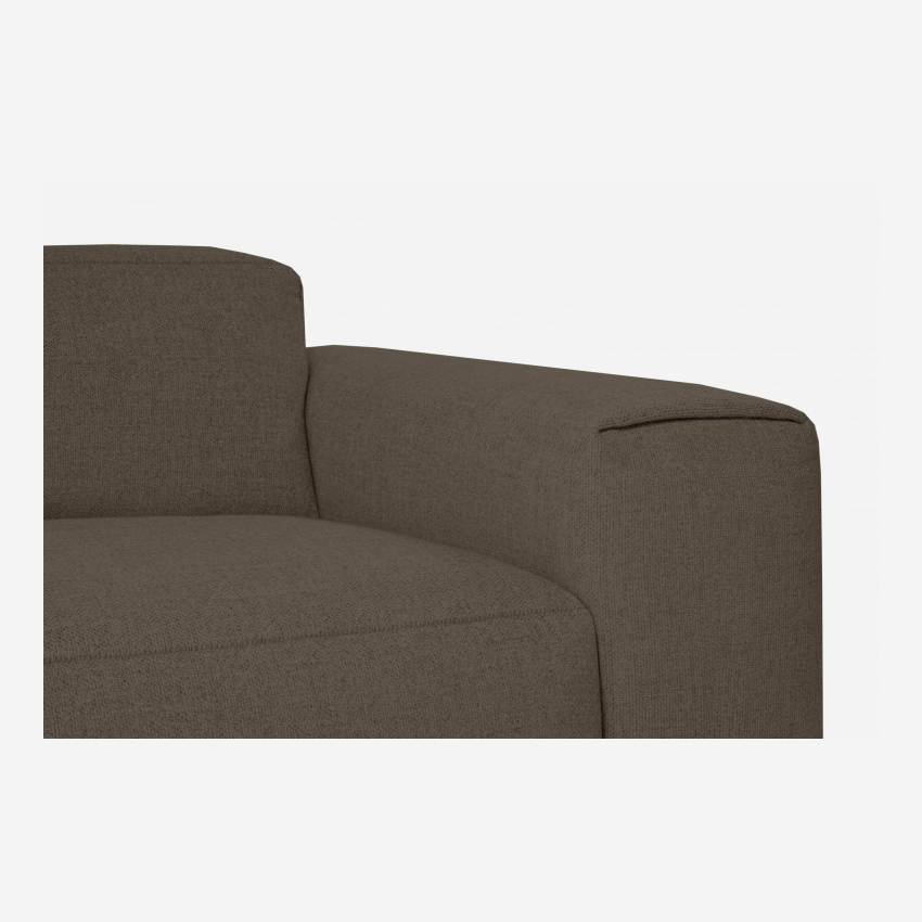 4 seater sofa in Lecce fabric, muscat