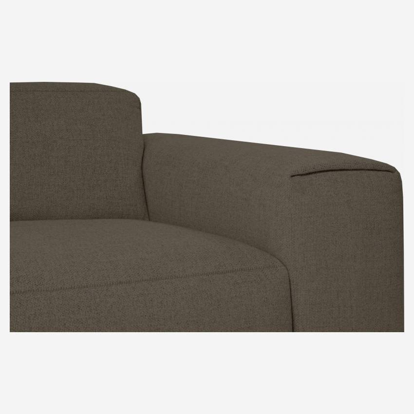 2 seater sofa in Lecce fabric, muscat