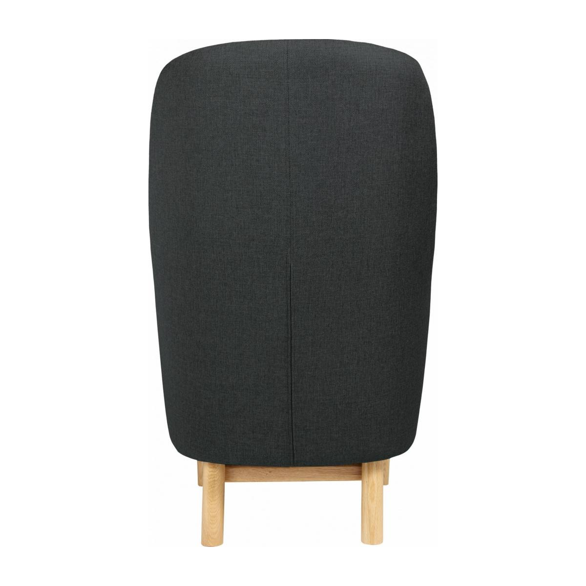 Fabric armchair n°4