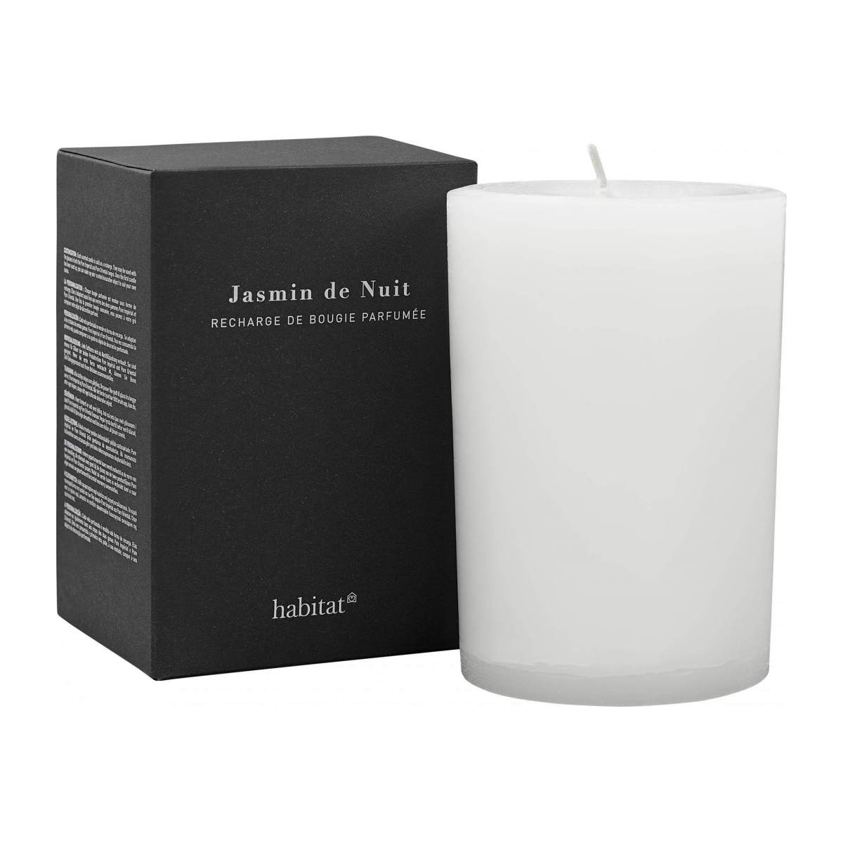 Refill for large Jasmine scented candle, 600g n°4