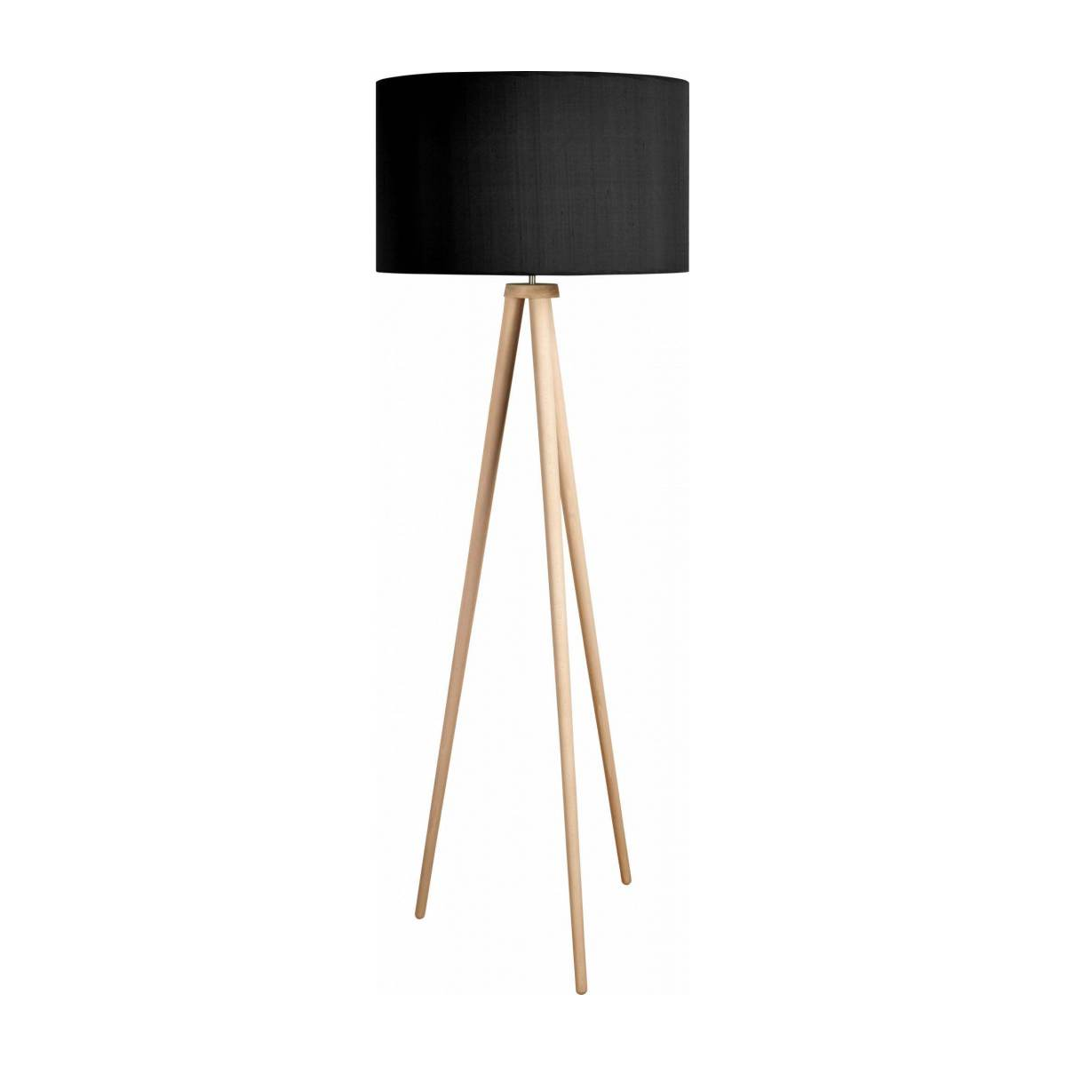 Wooden lamp stand n°2