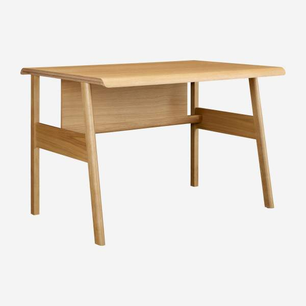 Small oak desk - Design by Joachim Jirou-Najour
