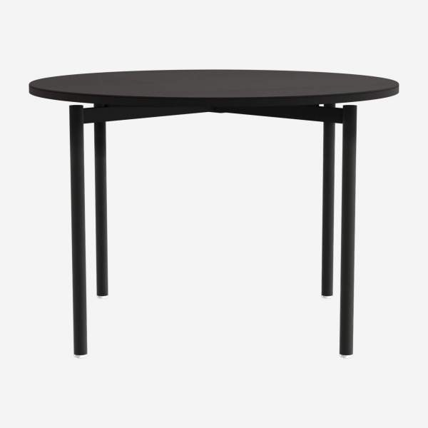 Table de jardin en aluminium - Gris anthracite