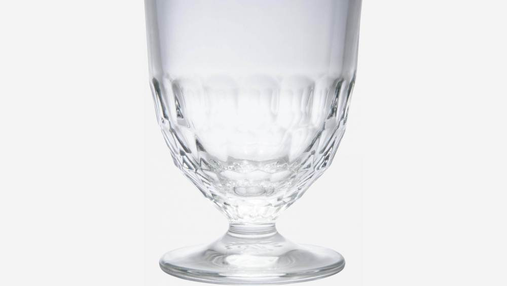 Small stemmed glass