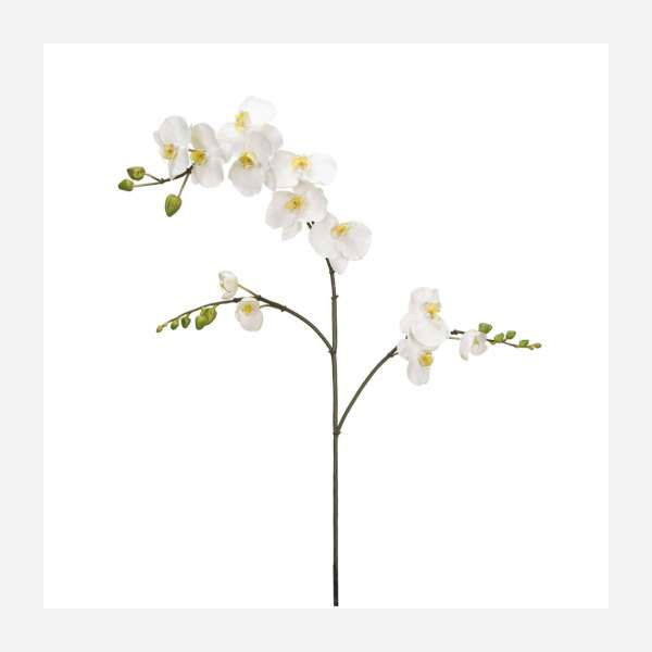 Artificial phalaenopsis orchid 120cm