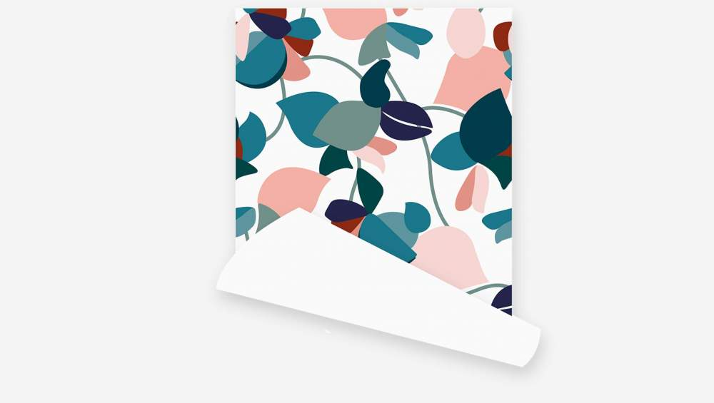 Tapetenrolle - Design by Floriane Jacques