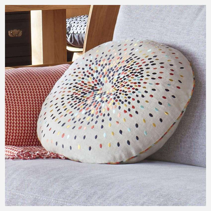 Cushion 45x45cm with patterns