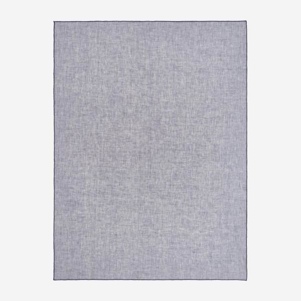 Linen tea towel - 50 x 70 cm - Grey