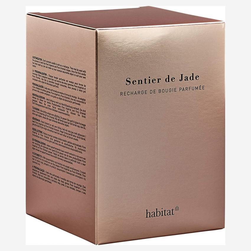 Refill for large Jade scented candle, 600 g