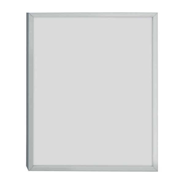 Poster picture frames 24 x 36 metal silver