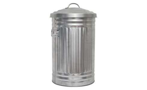 52 litre dustbin with lid