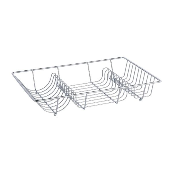 wire dish drainer habitat. Black Bedroom Furniture Sets. Home Design Ideas