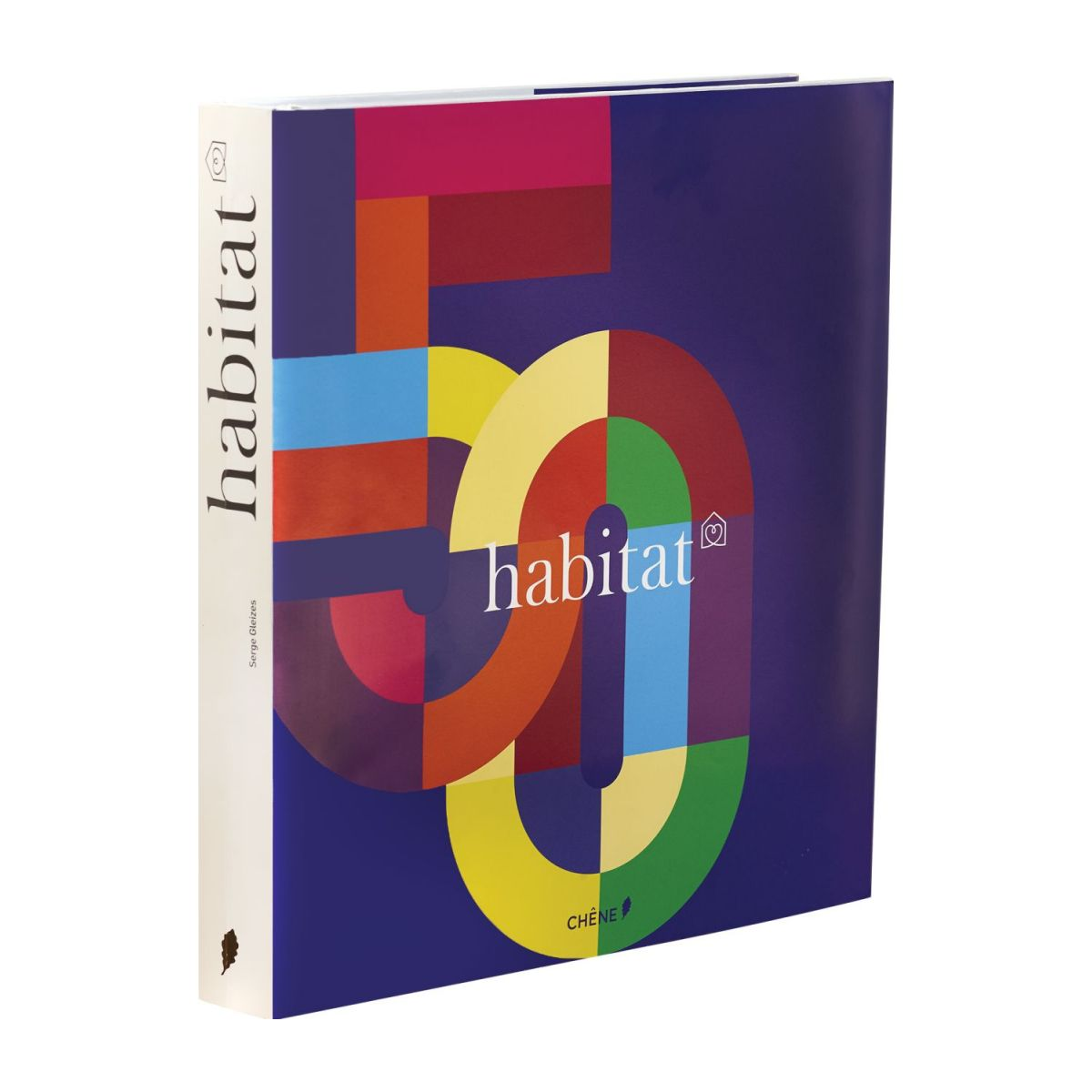 Habitat at 50 book, UK version n°1