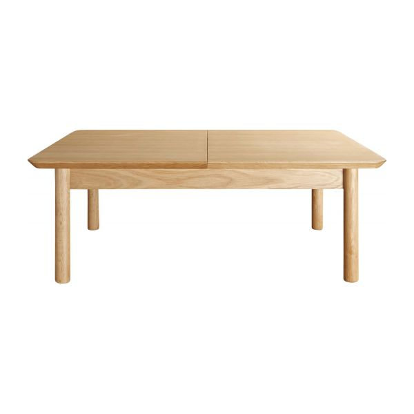 Table basse habitat orange for Habitat table basse