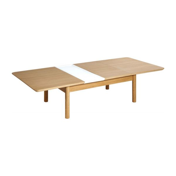 elia table basse avec rallonges habitat. Black Bedroom Furniture Sets. Home Design Ideas