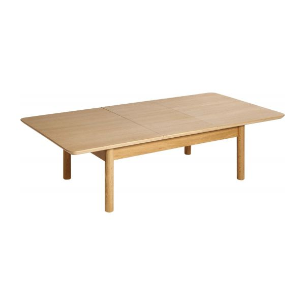 Elia coffee table with extension habitat for Habitat table basse