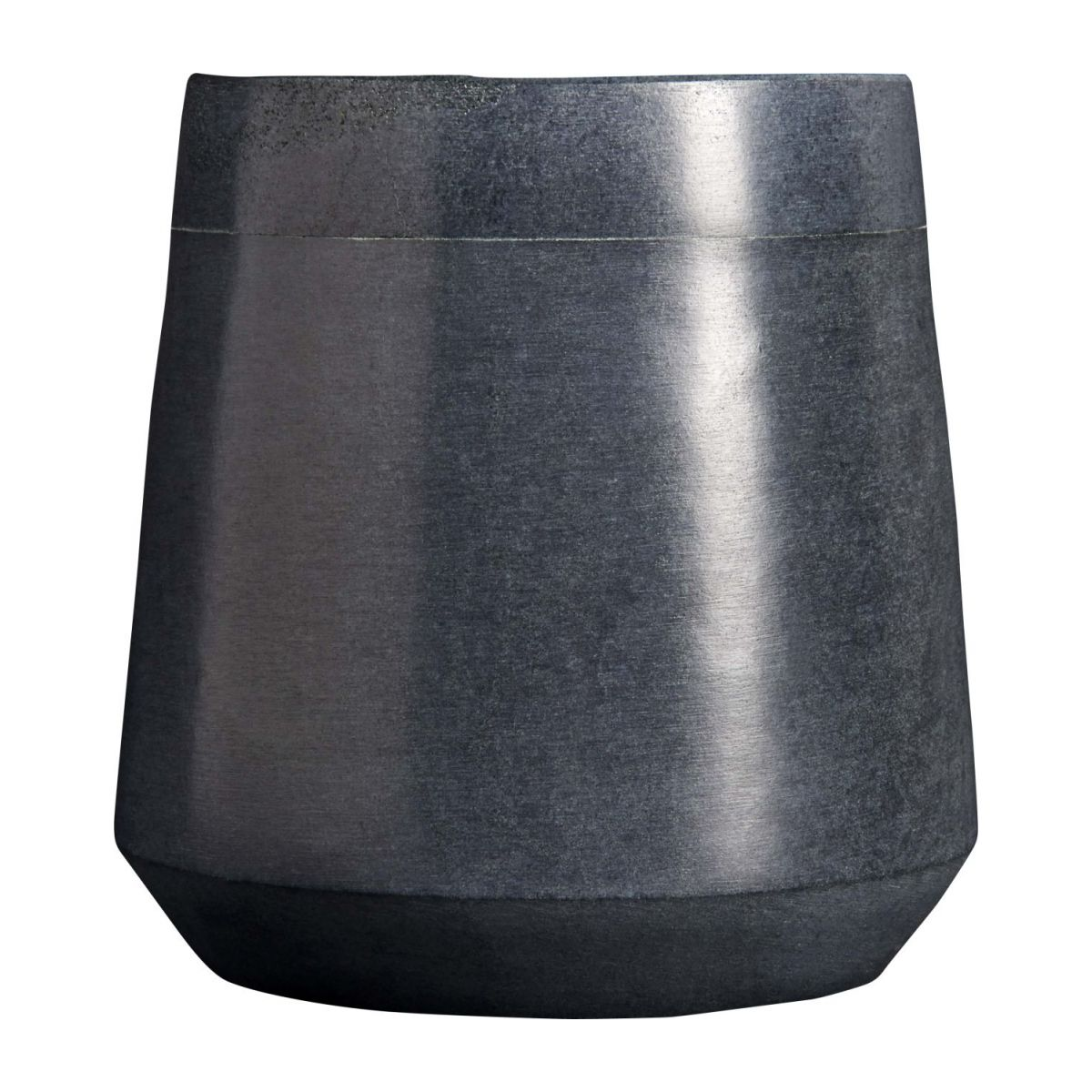 Grey soapstone coton box n°3
