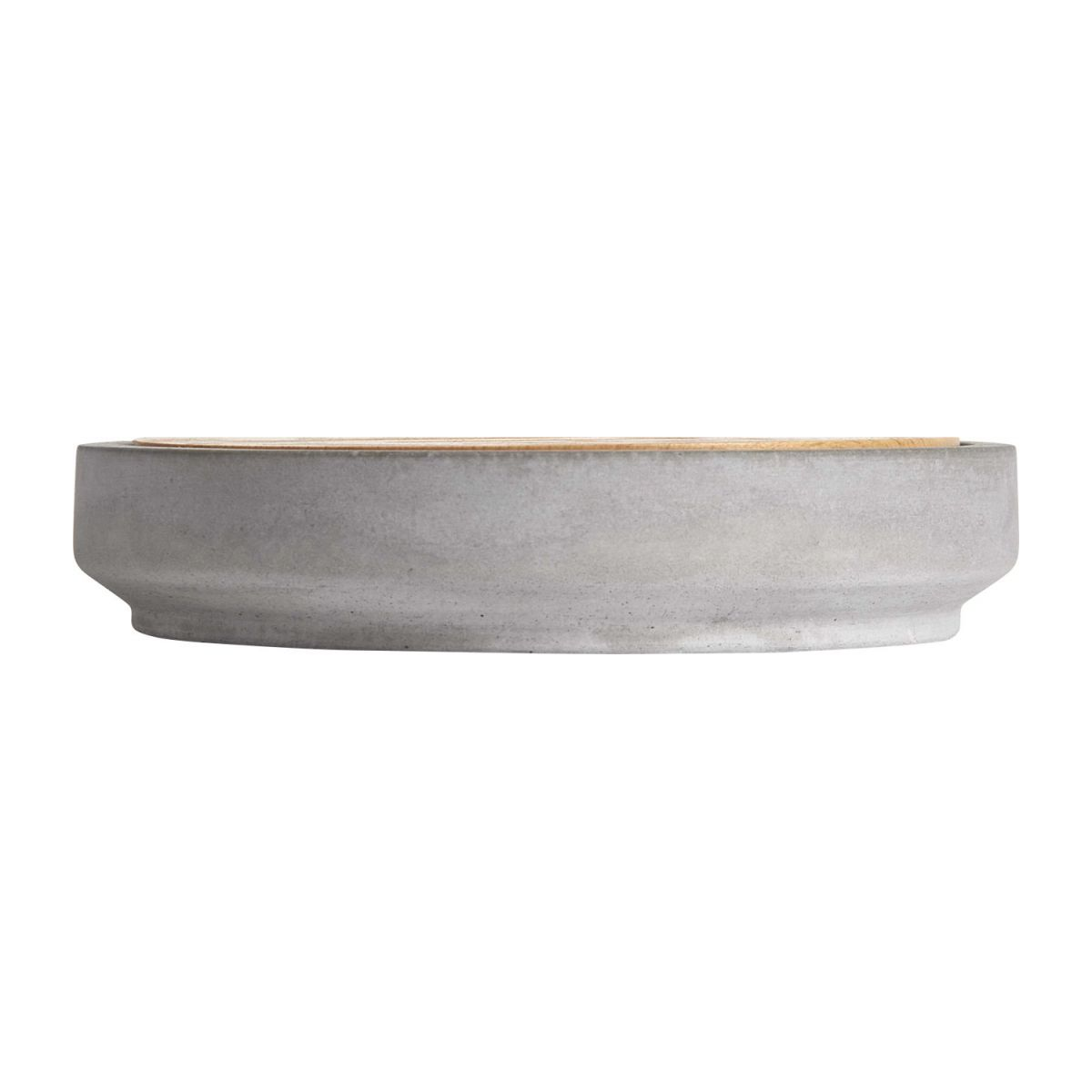 Cement soap dish n°4